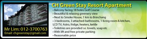 ch greenstay