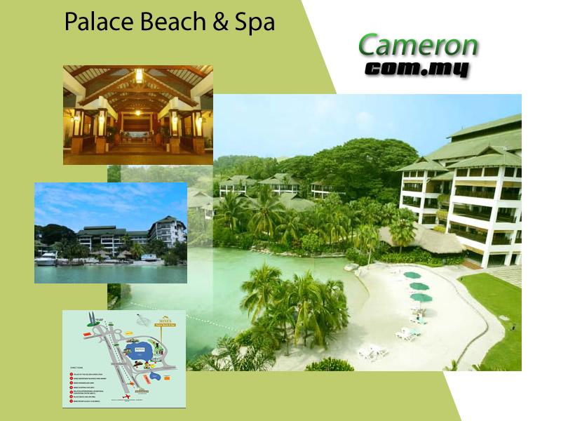 Palace Beach & Spa Resort