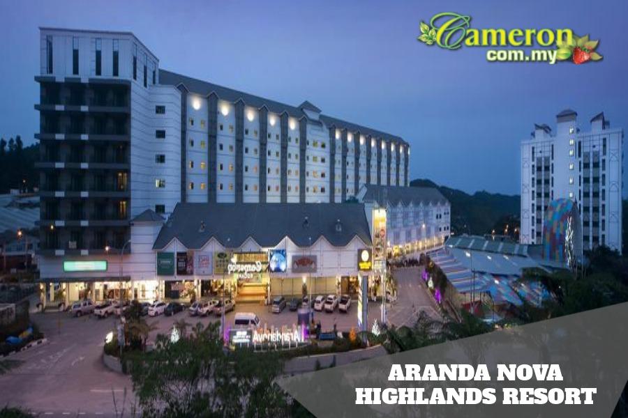 Aranda Nova Highlands Resort and Residence