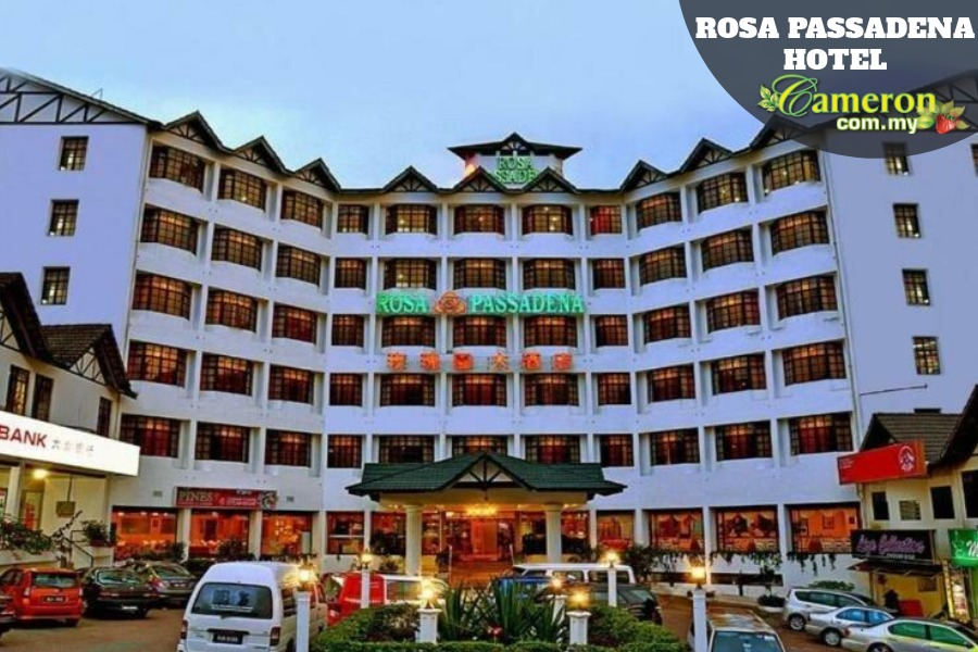 Rosa Passadena Hotel