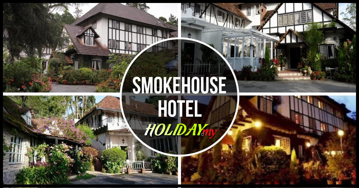The Smokehouse Cameron Highlands