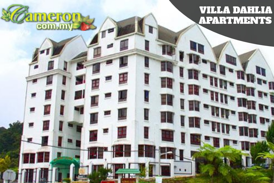 Villa Dahlia Apartments