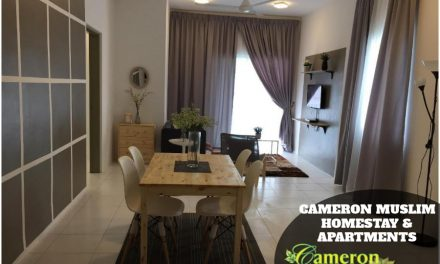 Cameron Muslim Homestay & Apartments