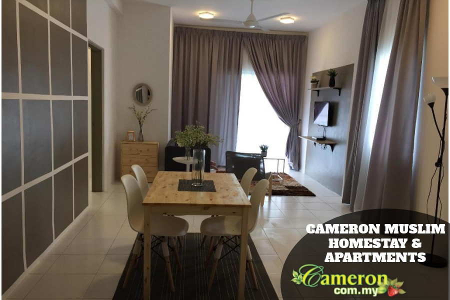 CAMERON-MUSLIM-HOMESTAY-APARTMENTS
