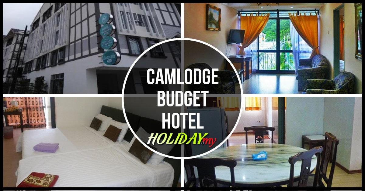 Camlodge Budget Hotel