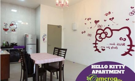 Hello Kitty Apartment