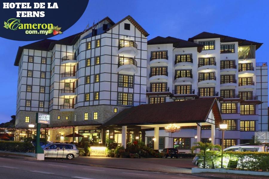 Hotel De La Ferns