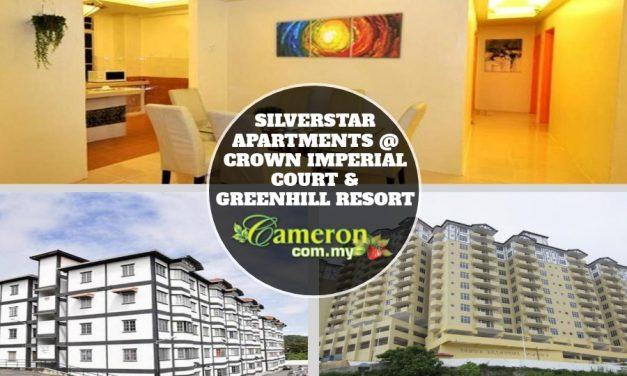 Silverstar Apartments @ Crown Imperial Court & Greenhill Resort