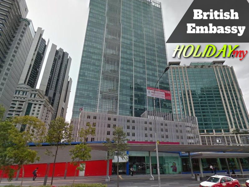british embassy malaysia