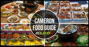 CAMERON FOOD GUIDE