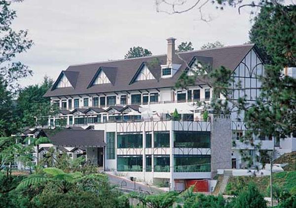 cameron highlands casa de la rosa hotel