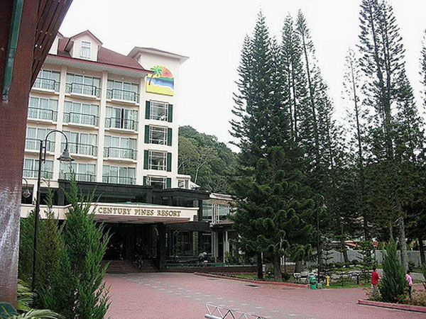 cameron highlands century pines resort