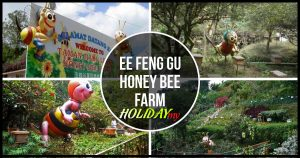 EE FENG GU HONEY BEE FARM