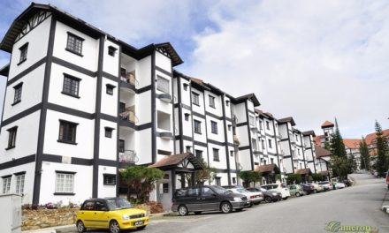 Greenhill Resort Cameron Highlands
