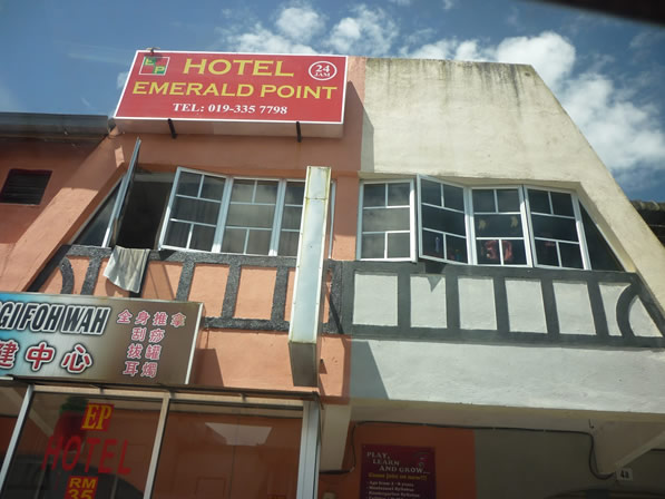 cameron highlands Hotel Emerald Point