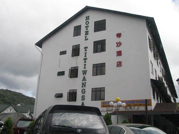 cameron highlands Hotel Titiwangsa