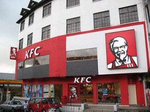 KFC Cameron Highlands