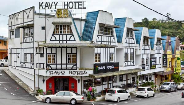 cameron highlands Kavy Hotel