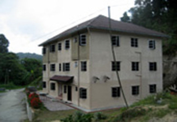 cameron highlands Rain Forest Apartment