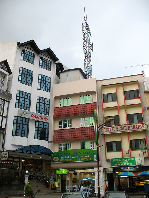 cameron highlands Rainbow Hotel