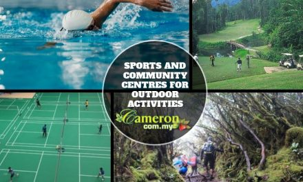 Sports and Community Centres for outdoor activities