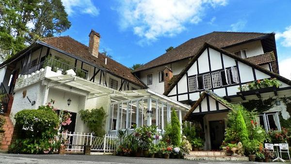 cameron highlands Smokehouse Hotel