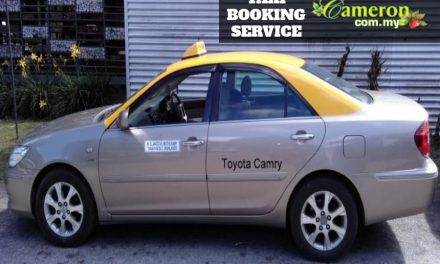 Taxi booking service