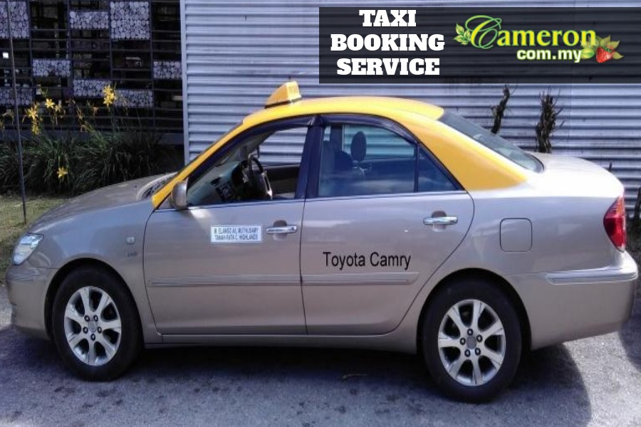 TAXI-BOOKING-SERVICE