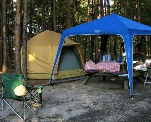Cameron camping