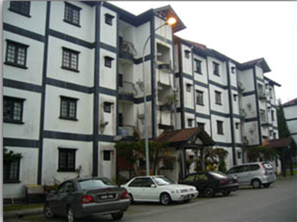 cameron highlands heritage apartment