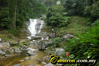 waterfall cameron_highlands