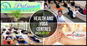 HEALTH AND YOGA CENTRES
