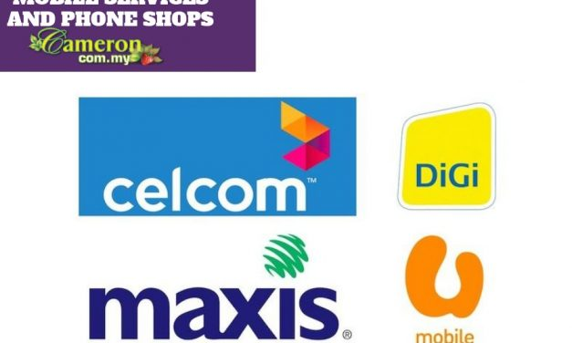 Mobile Services and Phone Shops in Cameron