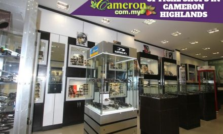 Optical shops in Cameron Highlands