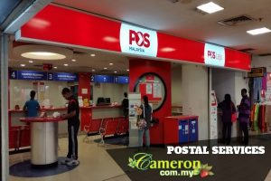 POSTAL-SERVICES-CAMERON-HIGHLANDS