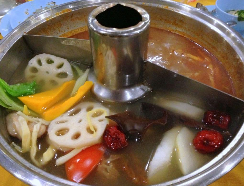 yuen buffet steamboat hot pot