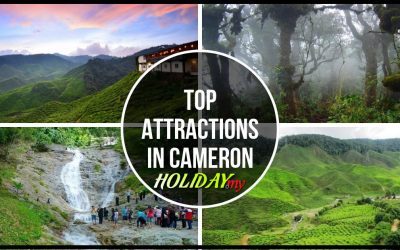 Top Attractions in Cameron